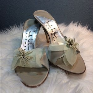 Nicole Miller Couture Yelva Shoes